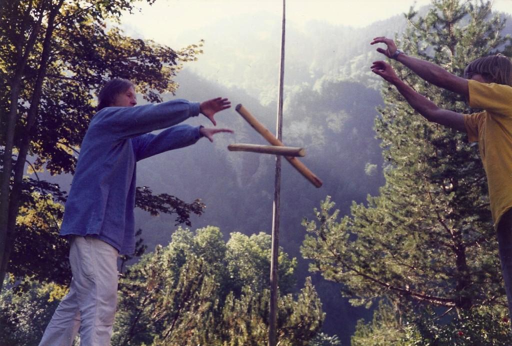 Stockwerfen Melchtal, Schweiz
